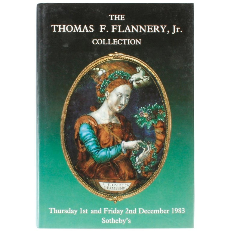 Sotheby's London, The Thomas F. Flannery, Jr. Collection For Sale