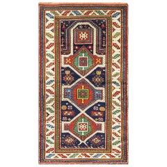 Antique Kazak Rug, Caucuses