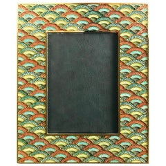 Shagreen Photo Frame by Fabio Ltd