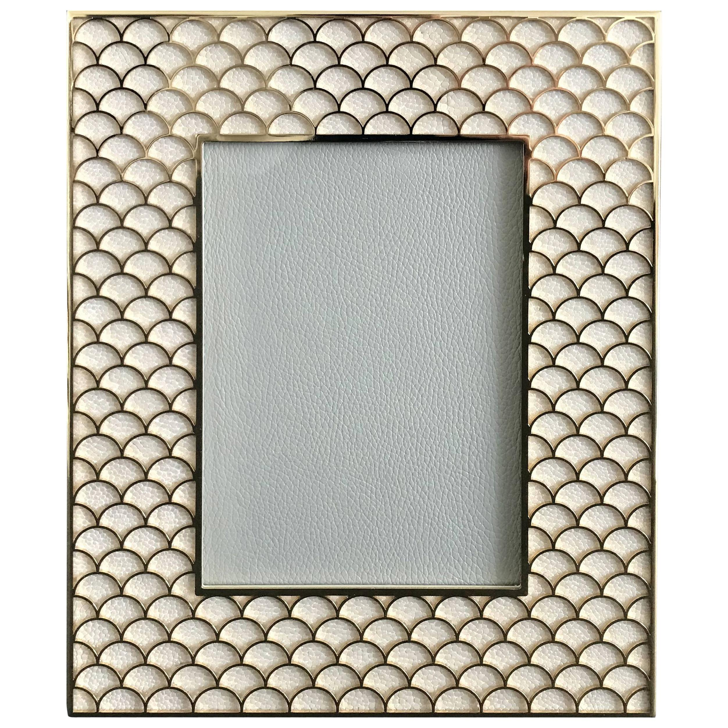 2e2a49c74dac Animal Skin Picture Frames - 60 For Sale at 1stdibs