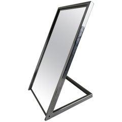 Chrome-Plated Vanity Mirror, circa 1960