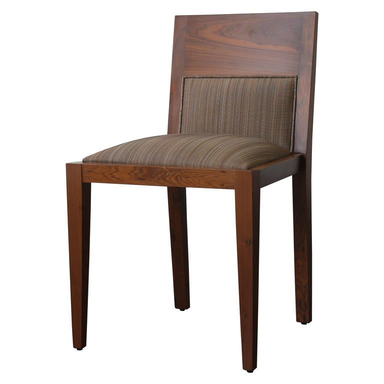Contemporary Palermo Hollywood Upholstered Dining Chair from Costantini For Sale