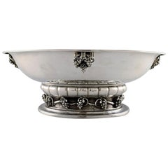 Georg Jensen Large and Impressive Champagne Cooler / Centrepiece
