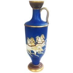 19th Century Samuel Alcock Neo Classical Porcelain Vase