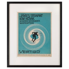 """Vertigo"" Original US Trade Advertisement"