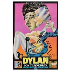 """Don't Look Back"" Original British Film Poster"