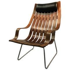 Hans Brattrud Scandia Lounge Chair Norwegian Design