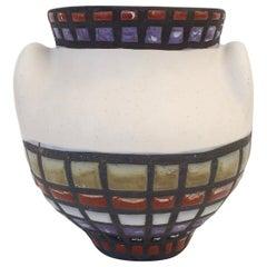 Roger Capron Ears Vase, circa 1950, France