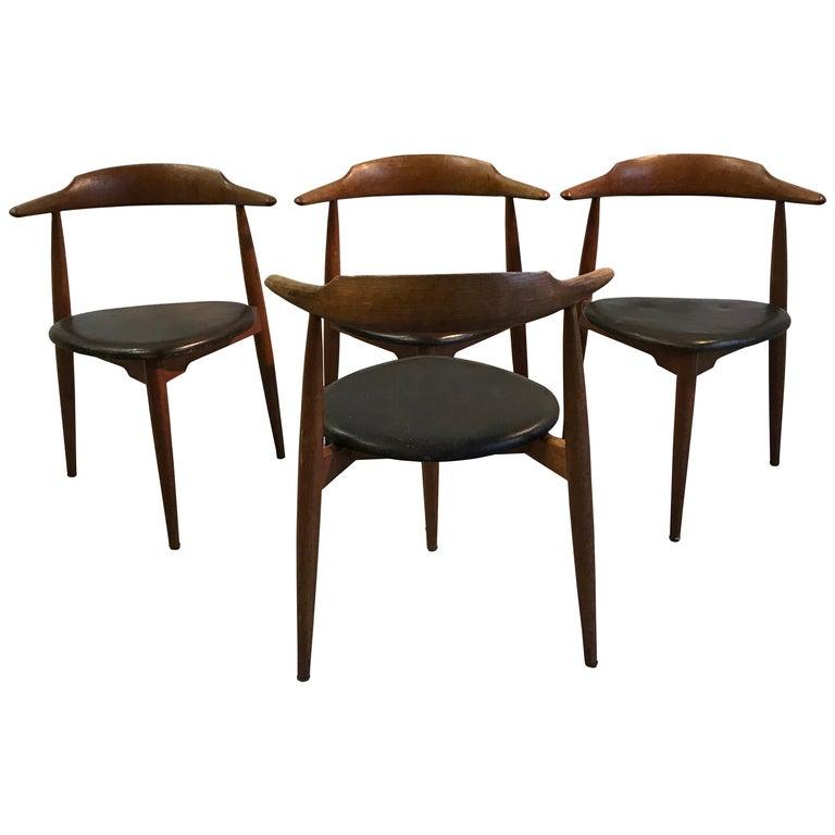 Hans Wegner Dining Chair For Sale