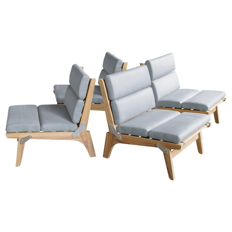 O.F.S. Lounge Chair, Outdoor For Sale