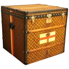 Magnificent Louis Vuitton Cube Trunk