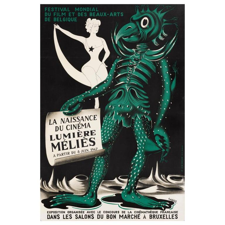 Festival Mondial Du Film Beau-Arts De Belgique For Sale