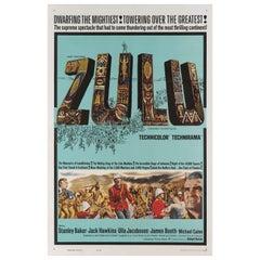 """""""Zulu"""" Film Poster"""