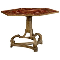 George II Style Center Table