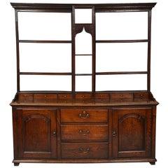 18th Century Welsh Oak Dresser