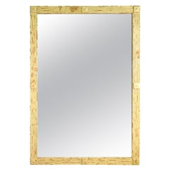 French 19th Century Bistro Mirror