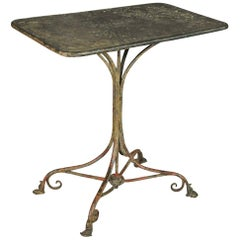 "French 19th Century ""Arras"" Garden Table"