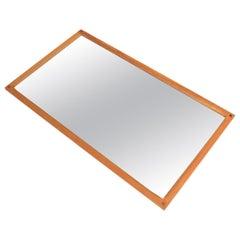 Aksel Kjersgaard Oak Wall Mirror