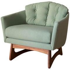 Mid Century Adrian Pearsall Tub Chair