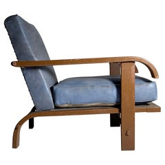 "Russel Wright ""American Modern"" Lounge Chair"