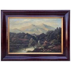 Thomas McEwan, Landscape in Scotland, 1880s