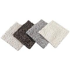 Textured Wool Custom Rug