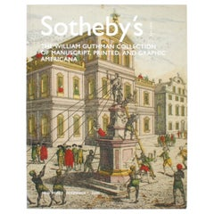 Sotheby's The William H Guthman Collection December 2005
