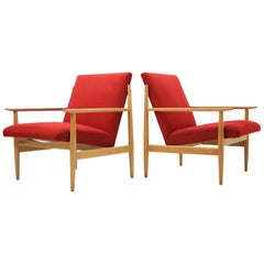 Pair of Two Armchairs, 1960s