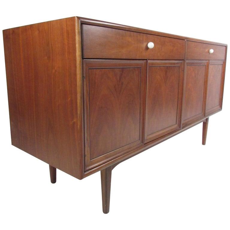 Mid-Century Modern Kipp Stewart Drexel Declaration Credenza For Sale