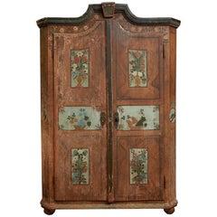 Antique Italian Armoire