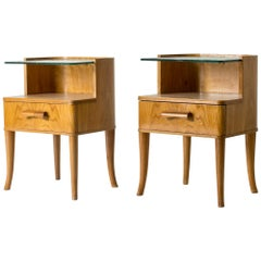 Pair of Midcentury Side Tables from Bodafors