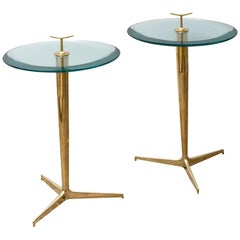 Pair of Side Tables by Poggi, circa 1990