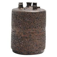 Amphora Rogier Vandeweghe Sculptural Vase Belgium, 1960