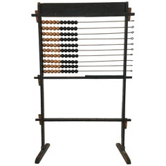 Form Follows Function Modern Abstract Abacus Obsolete Object, France, 1920s