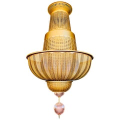 'Basket' Chandelier by Element&Co