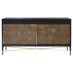 """Connoisseur Collection"" Sideboard in Walnut by Paul McCobb for Calvin Furniture"