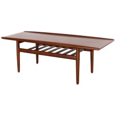 Mid-Century Modern Coffee Table by Grete Jalk for Glostrup