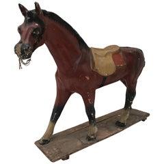 Papier Mâché Horse