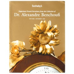 Sotheby's, Important French Furniture from the Collection of Dr. Benchoufi