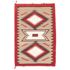 Navajo Kilim, circa 1950
