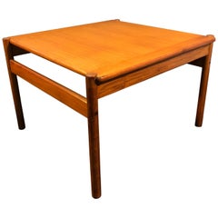 Danish Midcentury Teak Coffee Table