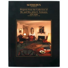 Sotheby's, English Porcelain and Furniture Mr. and Mrs John Treleaven Oct, 1990