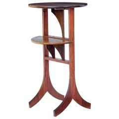 1920s Metamorphic Mahogany Occasional Table