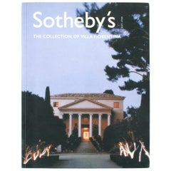 Sotheby's, The Collection of Villa Fiorentina