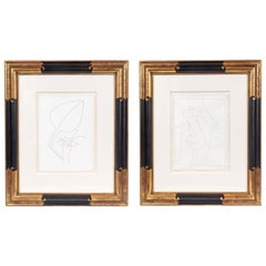 Stunningly Framed, Picasso Book Plates