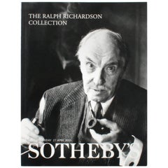 Sotheby's, the Ralph Richardson Collection, April 2001