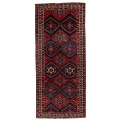 Antique Bakhtiari Rug, circa 1930s