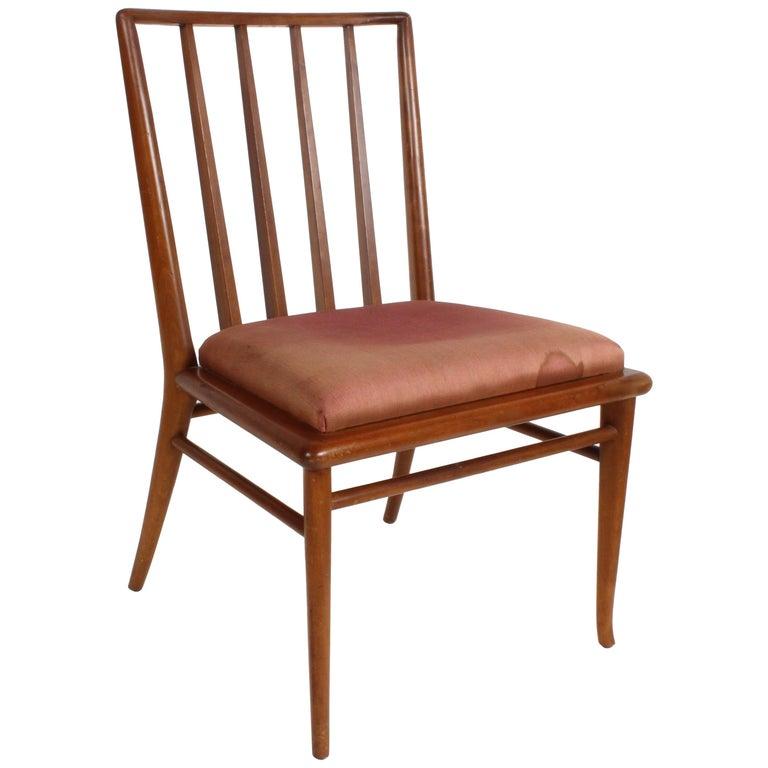 T.H. Robsjohn-Gibbings for Widdicomb Dining or Desk Chair For Sale