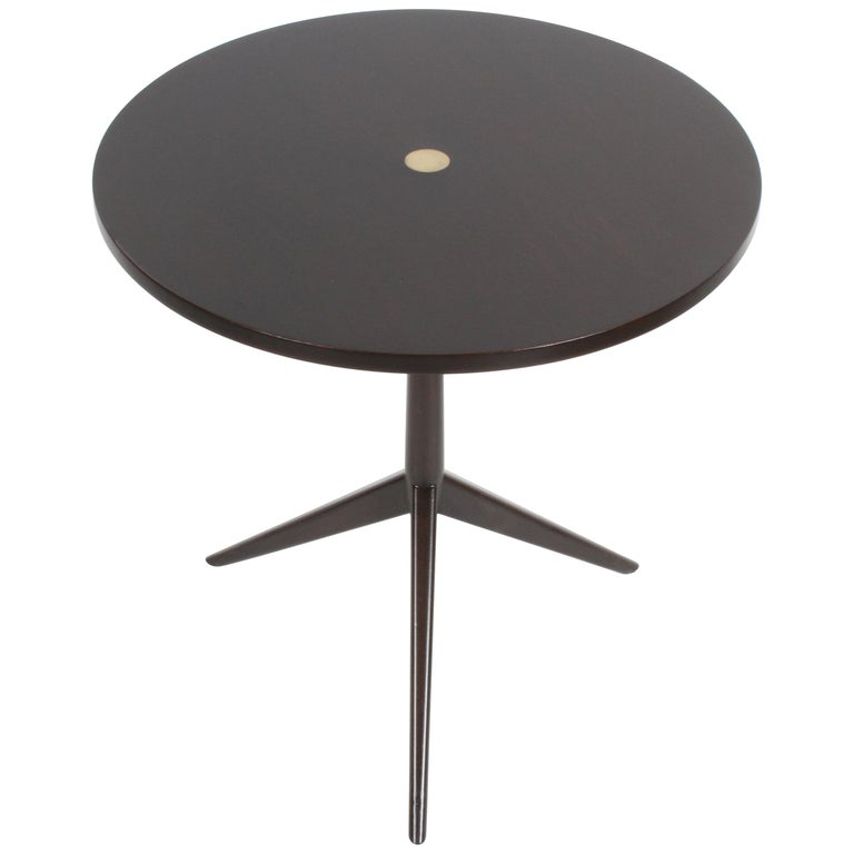 Rare Paul McCobb Tripod Side Table Model # 70008 For Sale