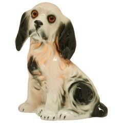 Dog Perfume Lamp / Air Purifier /Carl Scheidig Gräfenthal, Germany, circa 1930s